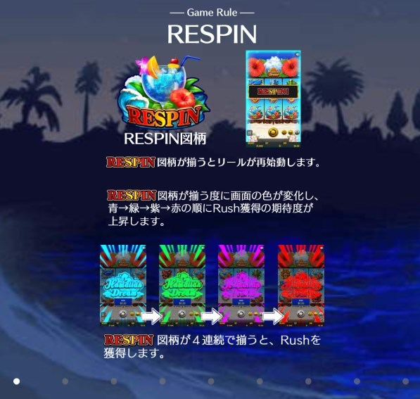 Respin(リスピン)
